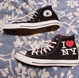 "Converse Shoes - Converse Chuck Taylor ""I Love NY"" - M12/W14"